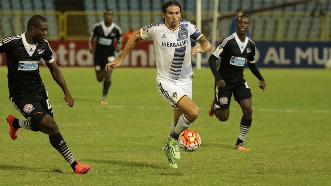 Alan Gordon marca no final e garante empate para o LA Galaxy na CCL