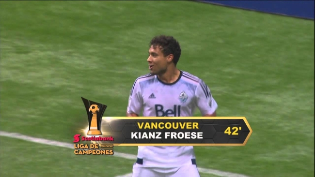 Whitecaps vence Olimpia na Scotiabank Champions League
