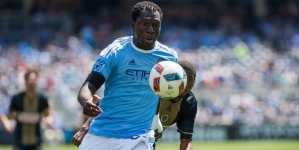 New York City FC negocia Poku com Miami FC