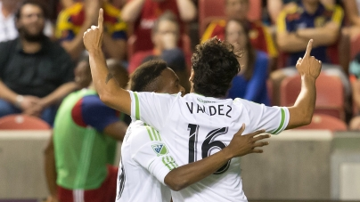 Nos pênaltis, Seattle Sounders bate o Real Salt Lake