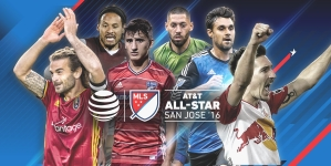 MLS anuncia lista completa de escolhidos para o All Star Game