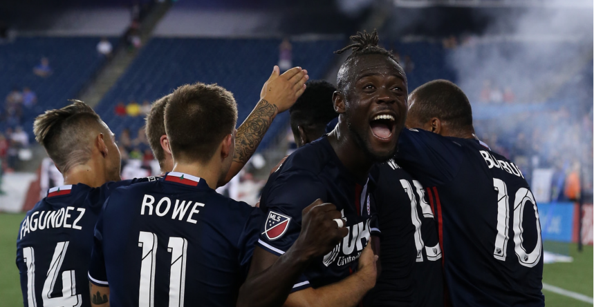 New England Revolution e FC Dallas são os finalista da US Open Cup 2016