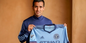 Maxi Moralez é novo jogador designado do New York City FC