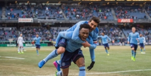 New York City FC e Montreal Impact empatam no Yankee Stadium